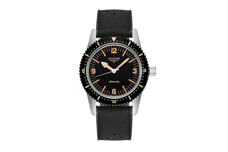 Longines 2018 Heritage Skin Diver Info watch vintage classic swiss watches classic patina nautilus
