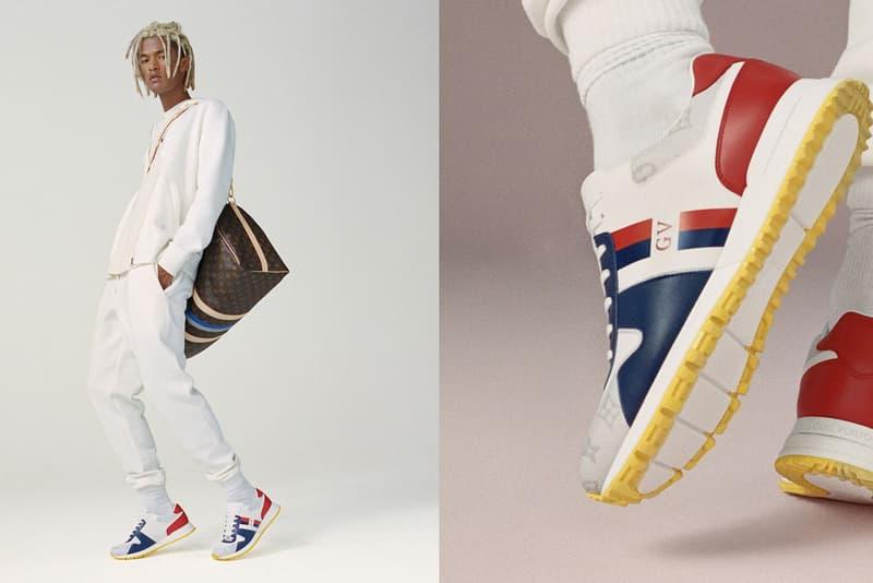 Louis Vuitton Run Away Sneaker Customization