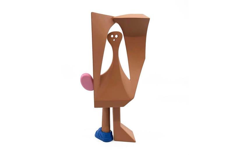 lu pingyuan look im picasso vinyl figure collectible sculpture art artwork artists