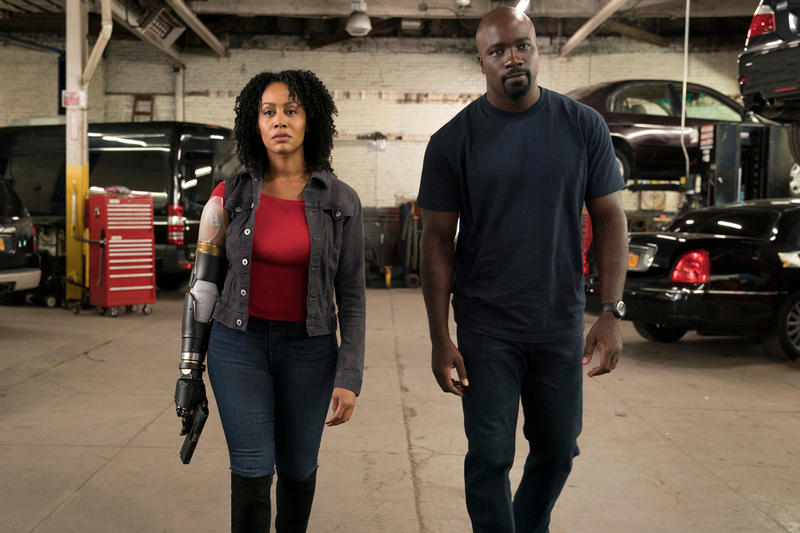 luke cage harlem hero netflix marvel cinematic universe cancel cancelation cancels disney streaming service