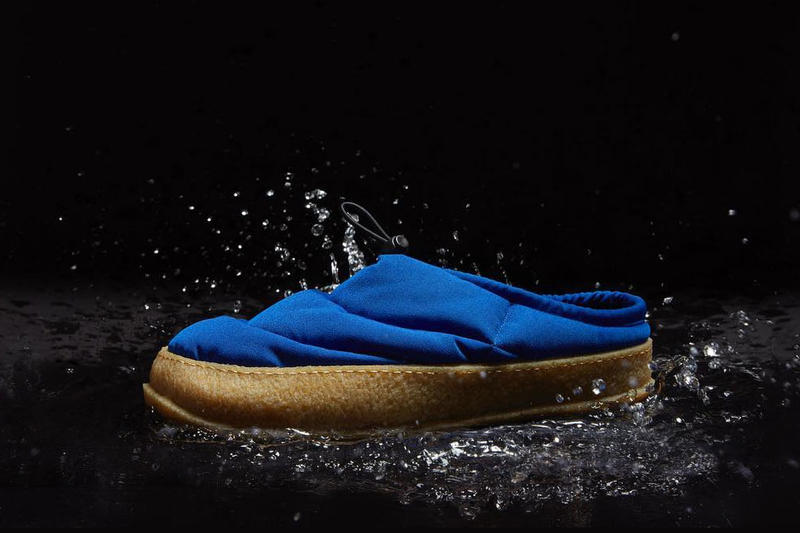 Maison Margiela Low Puffer Shoe Slipper black blue white release date price info buy online