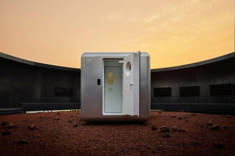 OPEN Architecture Xiaomi MARS Case Home housing prototype beijing china module pod future self sustaining energy
