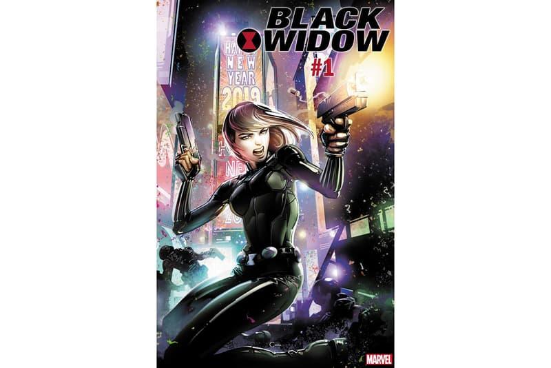 Marvel Black Widow Cover Art Story Details Studios Entertainment Movies Stream Watch Jen Sylvia Soska Comic Book Release Details Plot
