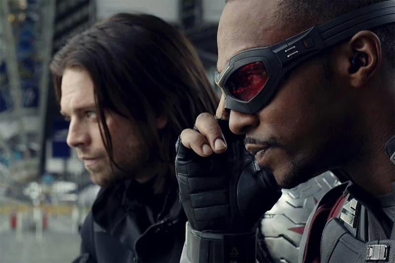 Marvel Studios Winter Soldier Falcon Series Development TV Stream Watch Coming Soon Disney