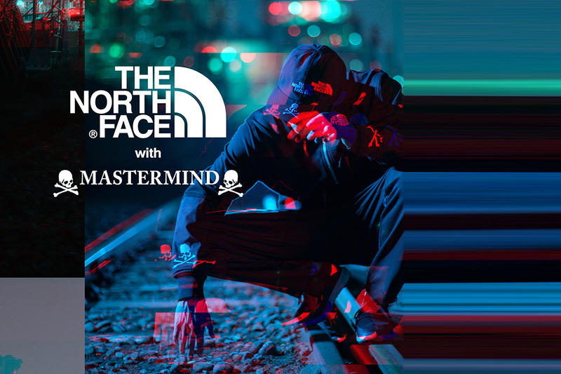 57e9482906 mastermind japan world the north face Urban Exploration collaboration  collection drop release date lookbook nuptse glove