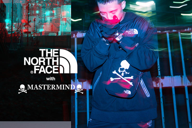 06fe25387 mastermind WORLD x The North Face Lookbook, Info | HYPEBEAST