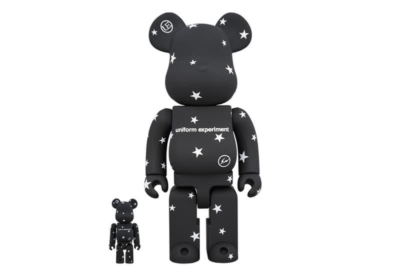 Medicom Toy Uniform Experiment 100% 400%BE@RBRICKS November 2 3
