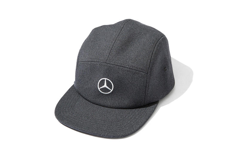 beams mercedes benz collaboration collection class a car launch debut roppongi hills exclusive collection sweater grey hat 5 panel socks slide sandals tee shirts hoodies october 27 2018 release japan