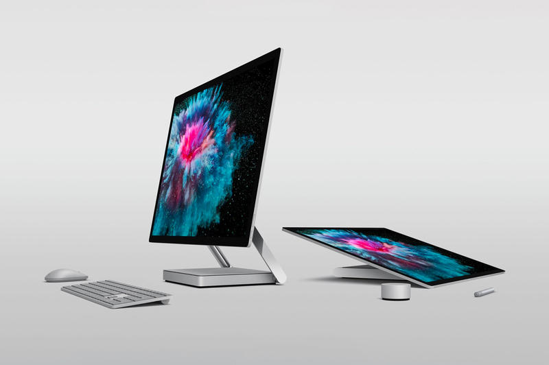 Microsoft Surface Pro New Products computer PC Headphones Laptop Surface Studio Headphones tablet pc processor music home travel