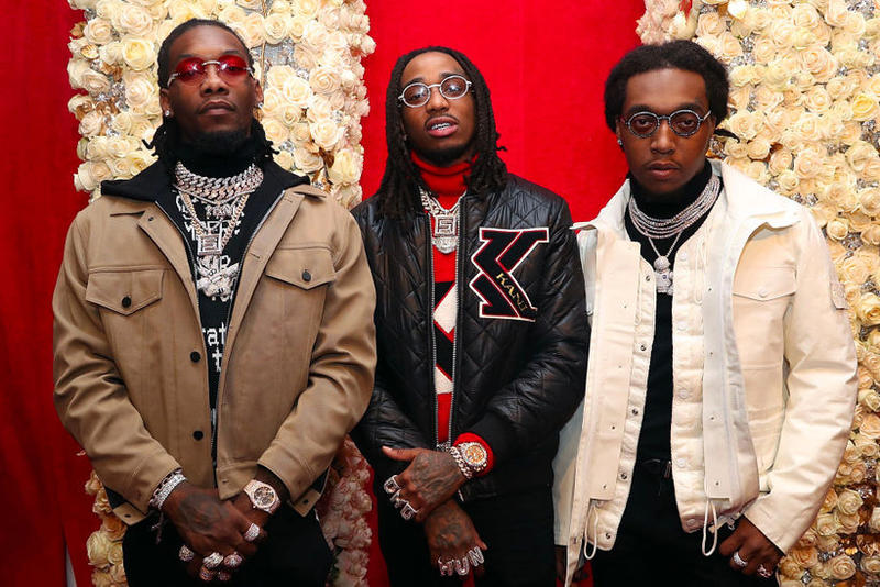 Migos Are Being Sued Over Walk It Talk It rip off quavo takeoff offset