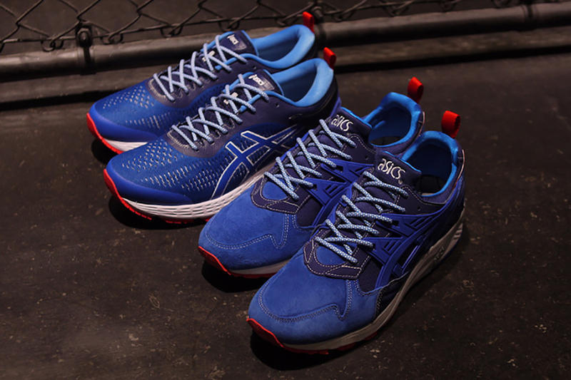 """Asics Gel Kayano x Mita """"Trico"""" Release Details Shoes Trainers Kicks Sneakers Footwear Cop Purchase Buy Available"""