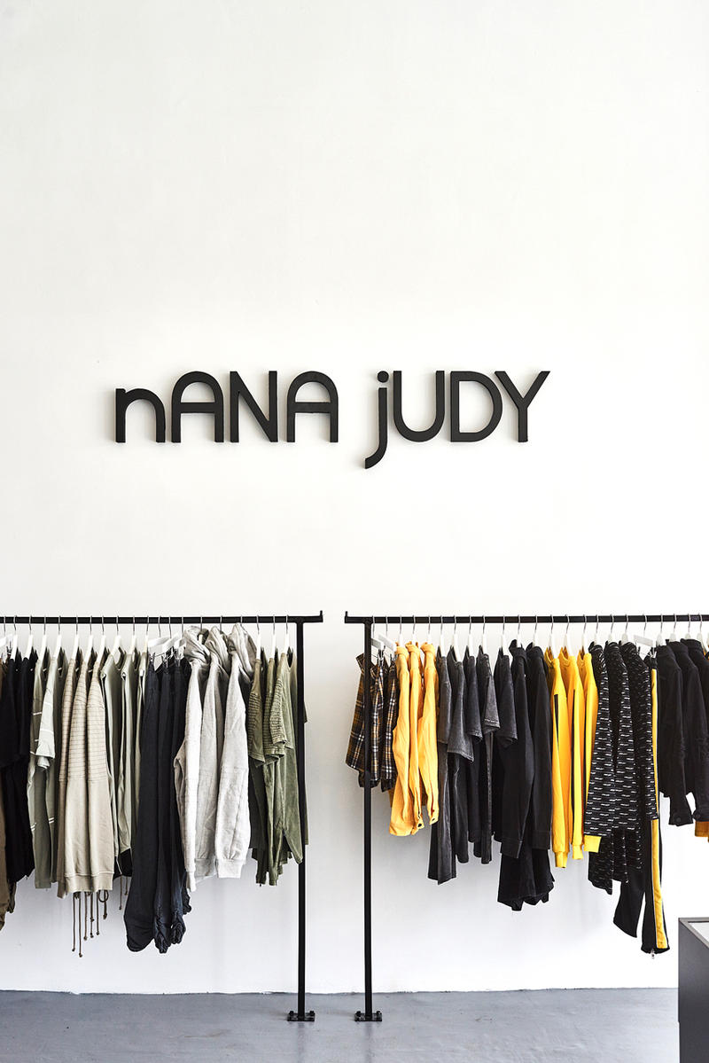 nANA jUDY Fairfax Store Launch Event Recap los angeles california retail shop boutique clothing fashion