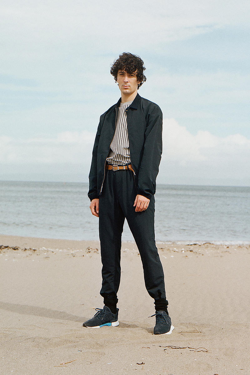 Nanamica Fall/Winter 2018 Lookbook Collection Fashion Clothing