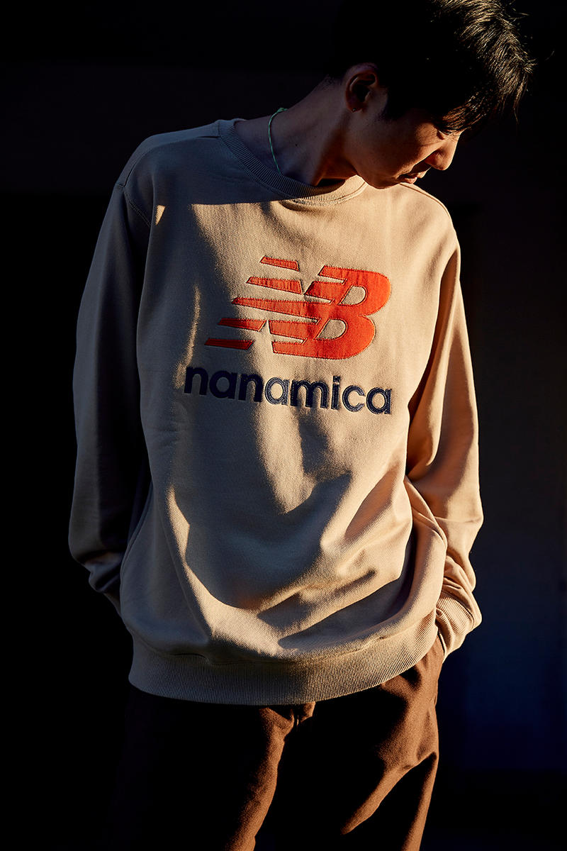 nanamica Eiichiro Homma New Balance Tokyo Design Studio Fall/Winter 2018 Release Information RC_1 Cruise Jacket T-shirt Sweatshirt Details First Look Closer Look