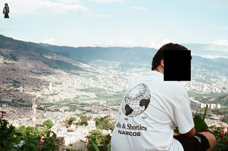 'Narcos' x 40s & Shorties Collection Release Date streetwear fashion netflix clothing info price buy purchase online stockists lookbook fall winter 2018