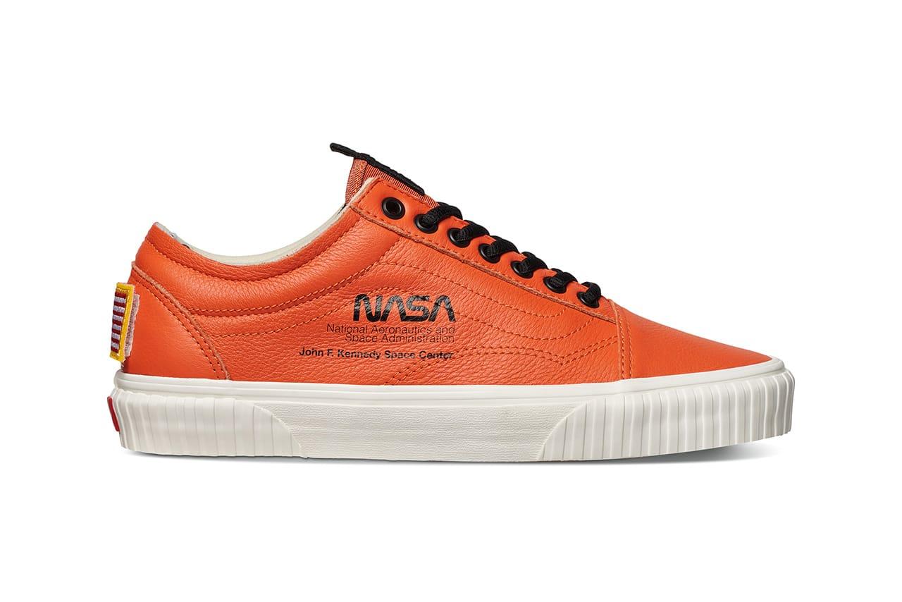 NASA x Vans Collab Collection: Official
