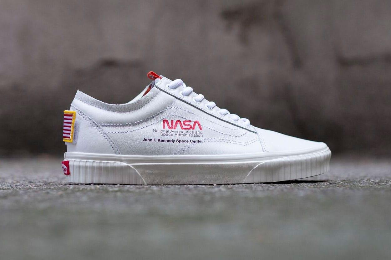 NASA x Vans Old Skool \