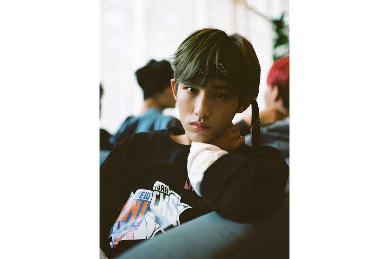NCT 127 New Album Regular-Irregular