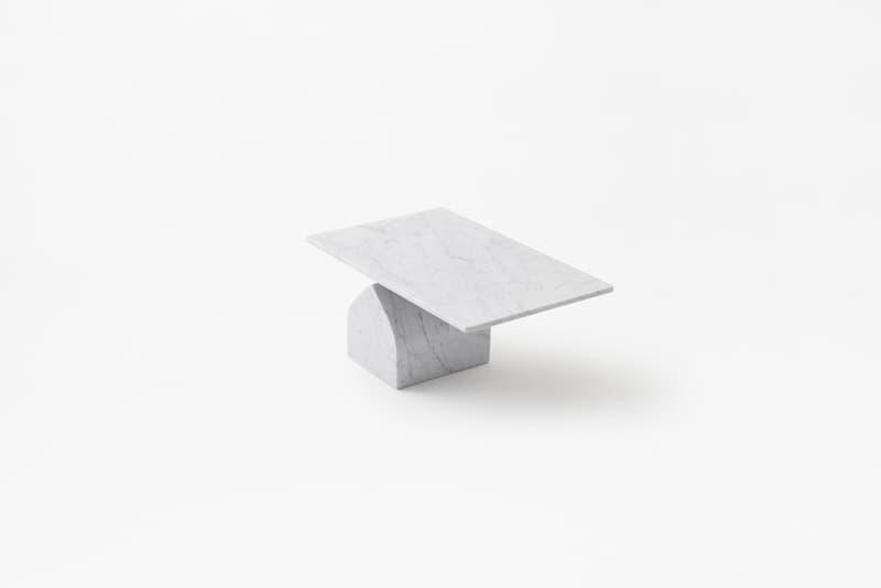nendo seesaw collection marsotto edizioni furniture design tabletop oki sato