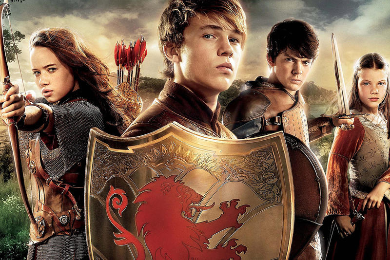 Netflix The Chronicles of Narnia Series Film Projects Obtained Rights Based Children Books C.S. Lewis Author Entertainment Films Movies Walt Disney Pictures