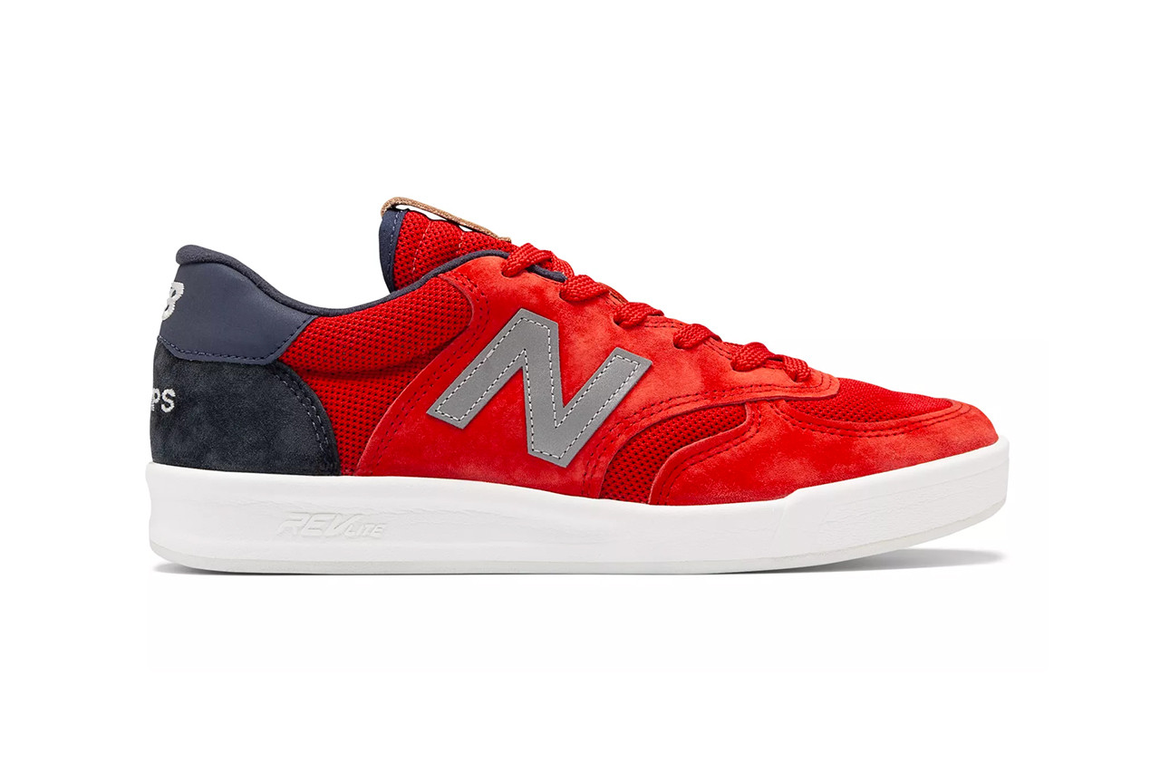 New Balance Reveal Special-Edition Red