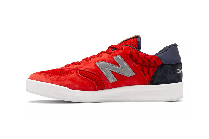 fcbdb7c5b New Balance Fenway Champs Edition Shoe Details Sneakers Kicks Trainers  Shoes Footwear Cop Purchase Buy On