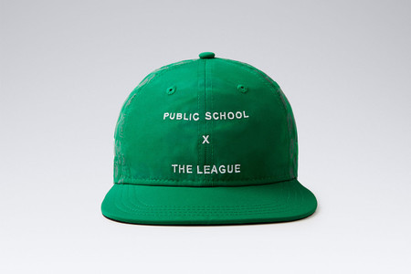 "New Era and Public School Team up on ""The League"" Capsule"