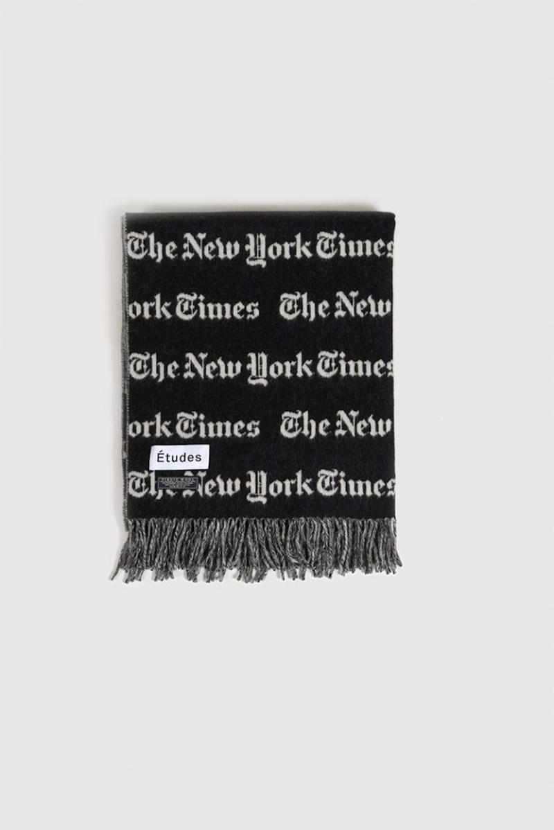 new york times etudes fall winter capsule fashion style accessories
