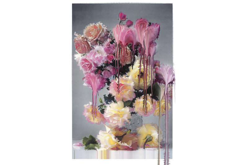 Nick Knight 'Still' Exhibition The Mass Tokyo art Flora, Roses, Photo Paintings, and Roses from My Garden date japan