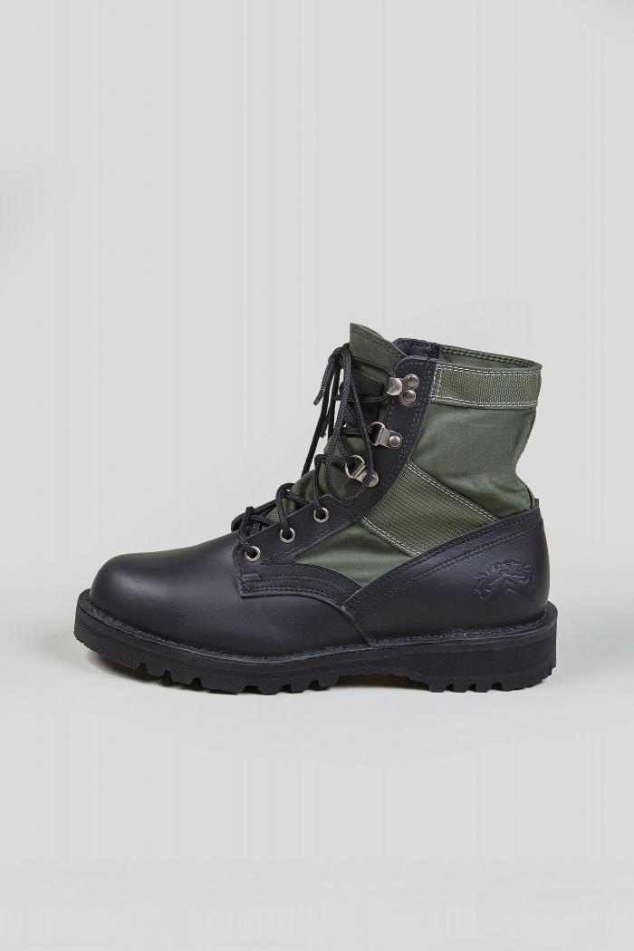 115cb262a443 Nigel Cabourn Danner Jungle Boot release date collaboration price info  vietnam war army boot