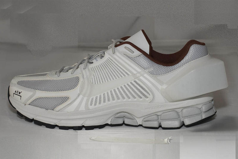 info for 7bd63 32146 A-COLD-WALL x Nike Zoom Vomero +5 Clothing Release Date Details
