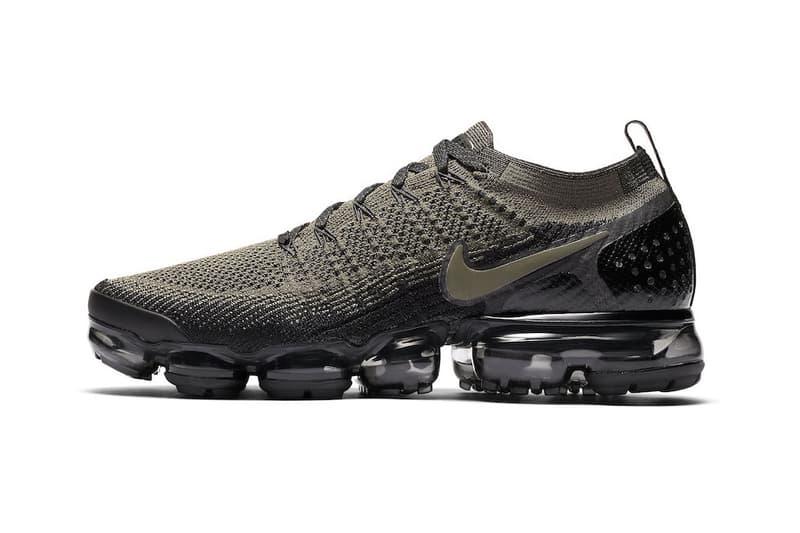 Nike Air VaporMax 2.0 Crocodile Safari Animal Pack sneaker colorway release date info price green olive