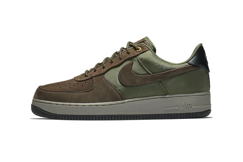 buy online b90e2 151ff Nike Air Force 1 Low  07 Premier Beef   Broccoli Baroque Brown Army Olive  Medium