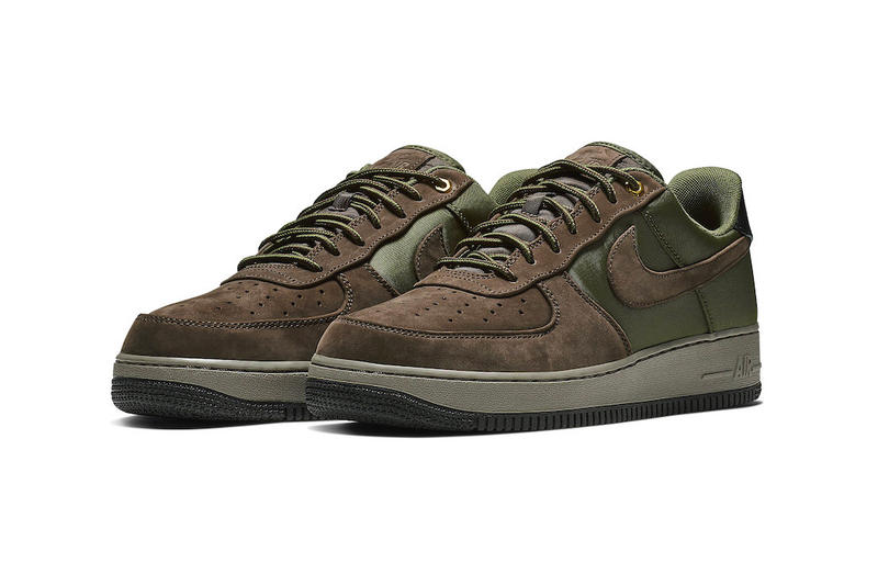 Nike Air Force 1 Low '07 Premier Beef & Broccoli Baroque Brown Army Olive Medium Olive