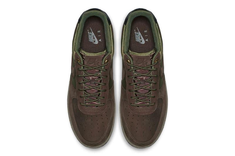 4b066dfc43 Nike Air Force 1 Low '07 Premier Beef & Broccoli Baroque Brown Army Olive  Medium