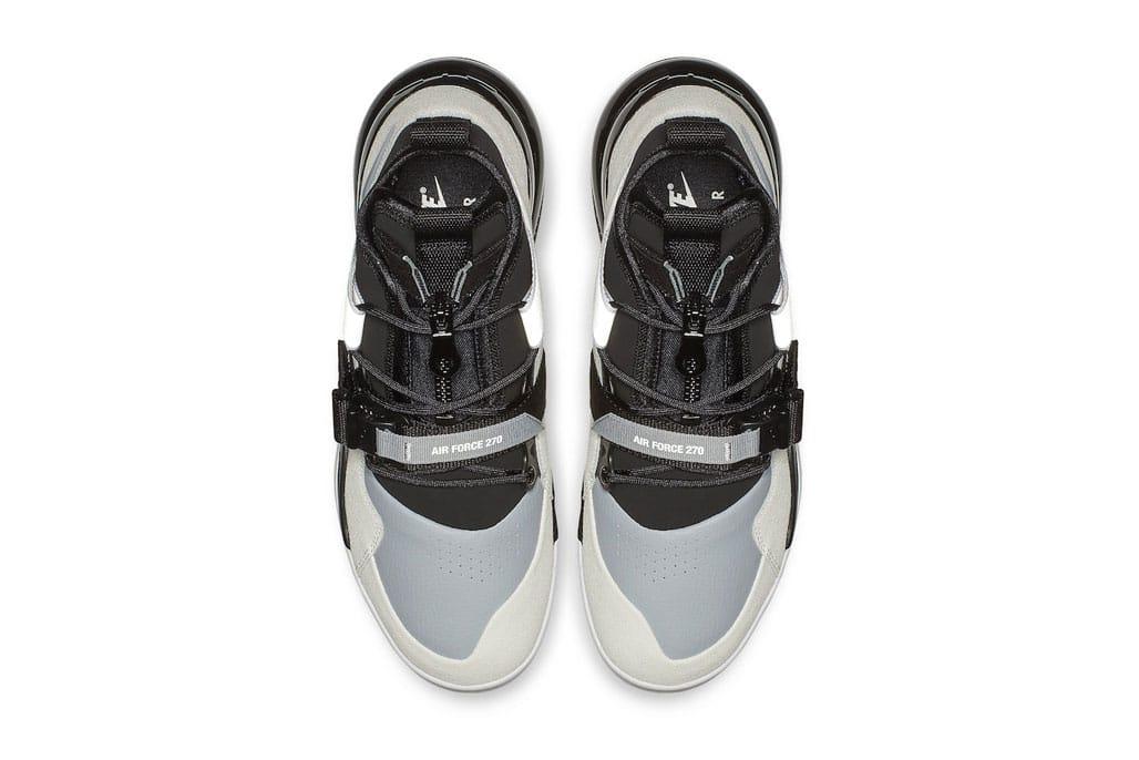 """Nike Air Force 270 Utility """"Black Sail"""