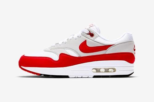 "Nike Air Max 1 Anniversary ""University Red"""