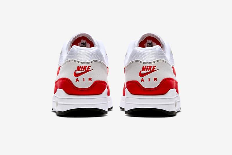 super popular de0c0 3ad2f Nike Air Max 1 Anniversary