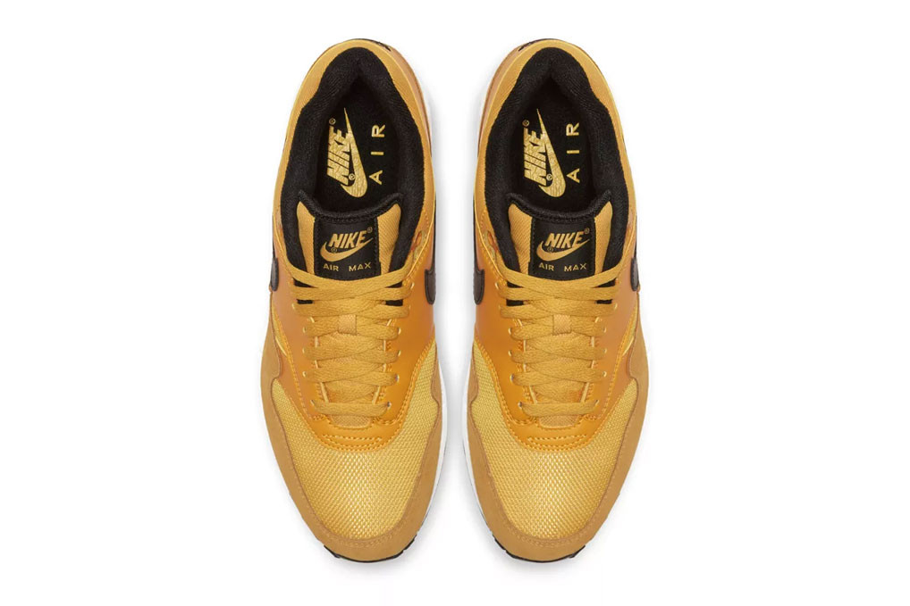 air max 1 premium university gold