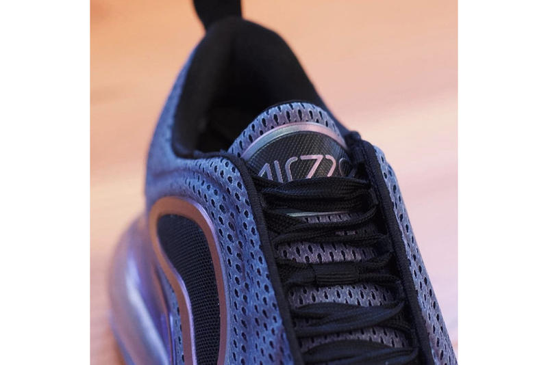 Nike Air Max 270 Purple Colorway First Look Sneakers Kicks Trainers Shoes Cop Purchase Buy Transparent 720