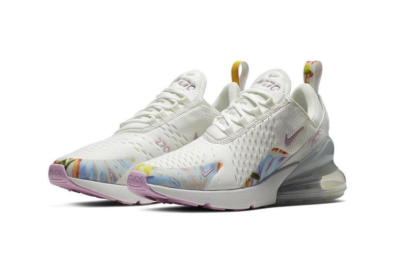 Nike Air Max 270 Summit White Arctic Pink Hypebeast