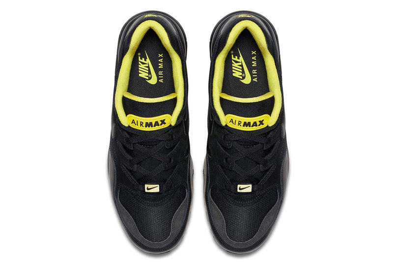 classic fit be6ec 54881 Nike Air Max 94 Black Yellow fall 2018 release sneakers