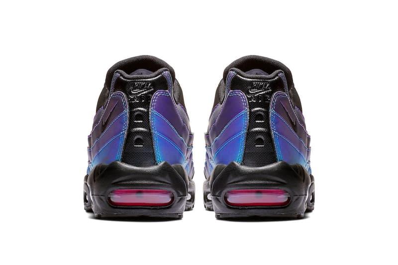 nike air max 95 black laser fuchsia 2018 footwear nike sportswear footwear