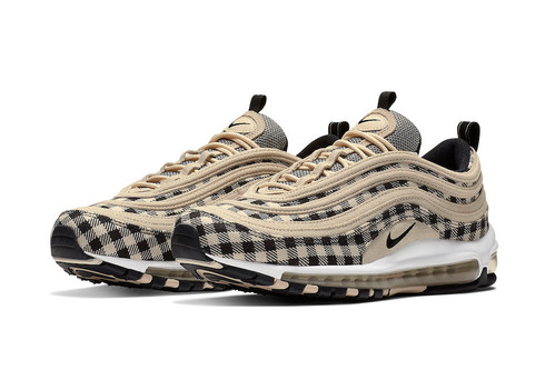 Nike Updates the Air Max 97 in Gingham Plaid