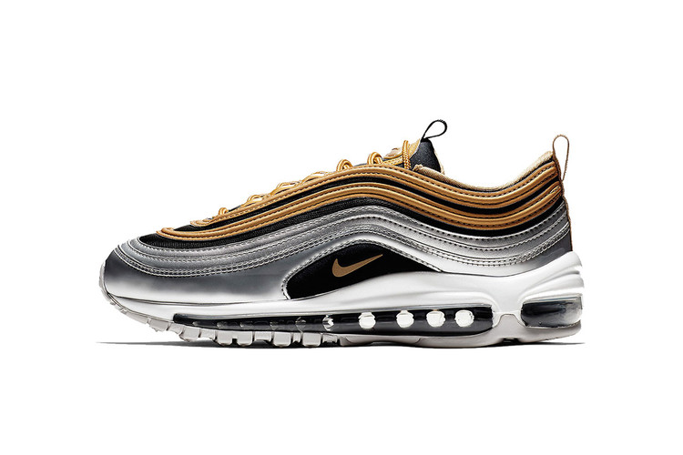 522db4d8b3 Nike Air Max 97 Goes for First Place With