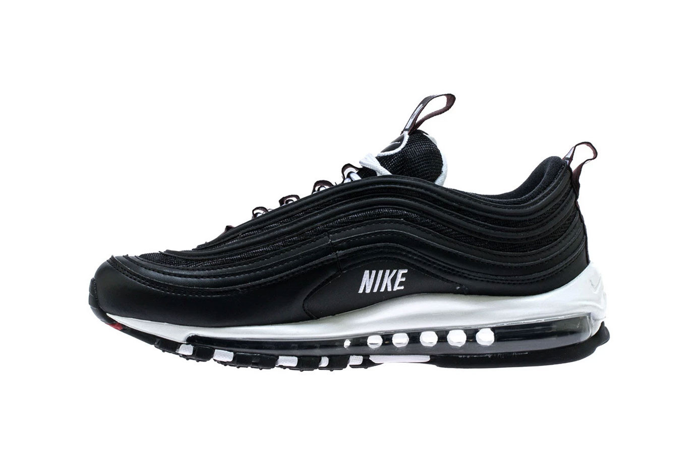 Latest Nike Air Max 97 Premium Comes with Pull-Tabs