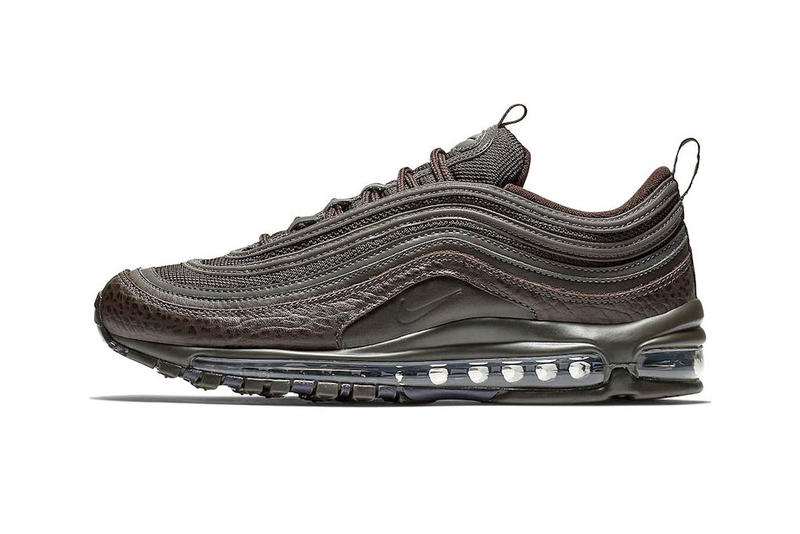 Nike Air Max 97 SE Velvet Brown Release Info Sneakers shoes kicks trainers footwear Air Max Swoosh Nike athletics sports style bubble comfort running NSW