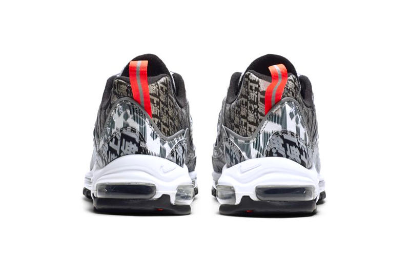 """Nike Air Max 98 """"Shanghai"""" First Look china characters colorway print sneaker release date info price buy online"""