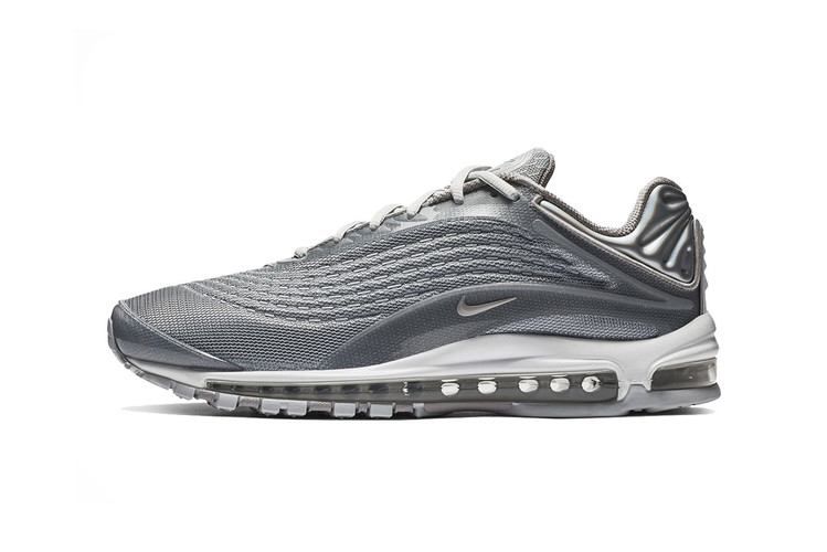 Nike s Air Max Deluxe Takes on Futuristic