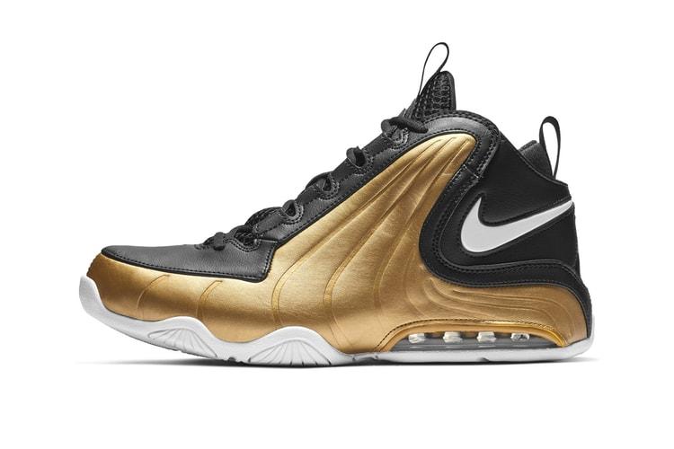 "timeless design 621bc d9b1c Nike Air Foamposite Pro ""Black/Metallic Gold"" | HYPEBEAST"